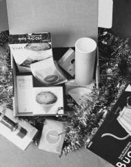 christmas box noise